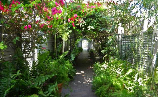"Key West Home Tours: ""In Key West, you never know what's behind that gate that you walk by."""