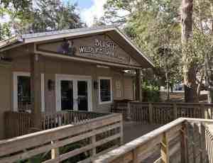 Entrance to Busch Wildlife Sanctuary in Jupiter. (Photo: Bonnie Gross)