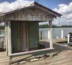 Historic Jones Pier along the Jungle Trail in Vero Beach. (Photo: Bonnie Gross)