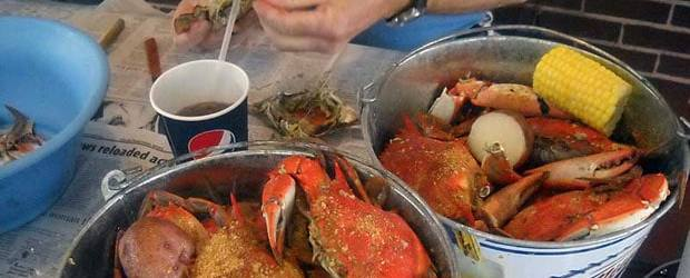 Our favorite crab shacks and fish houses