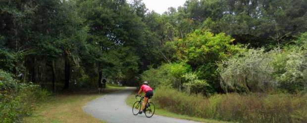 Gainesville-Hawthorne: One of state's best bike trails