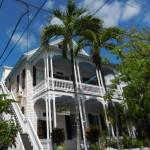 Key West Bed and Breakfast, 415 William Street, is a turn-of-the-century house decorated with original art, vibrant color and serving a spectacular breakfast .