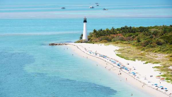 Cape Florida State Park Key Biscayne