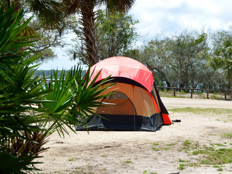 Tent c&ing The essentials checklist & 6 Hot Tips for Camping in Florida | Florida Rambler