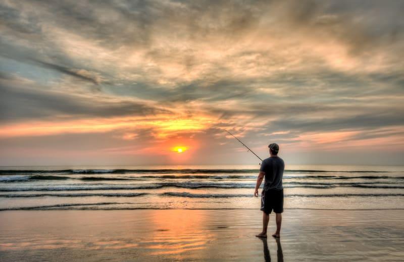 Surf Fishing Basics Family Fun At The Beach Florida Rambler