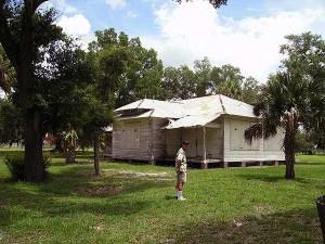 Pierce House along Florida Cracker Trail