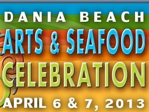 Dania Beach Arts & Seafood Celebration