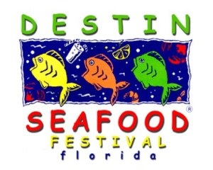 Destin Seafood Festival Logo