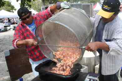 Fort Myers Beach Shrimp Festival, March 12-13, 2011