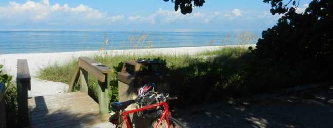 Naples, Fl, bike trails and beaches