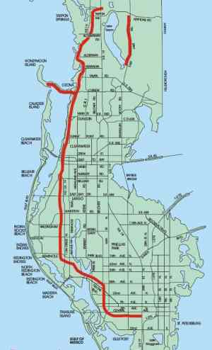 Pinellas Trail Scenic Window To Another World Florida Rambler