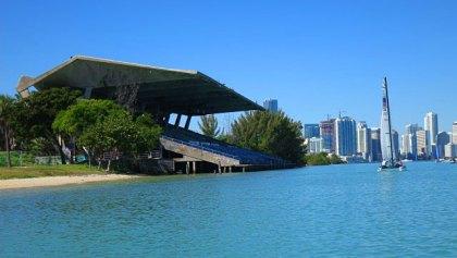 Miami Marine Stadium, Virginia Key