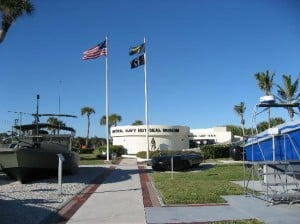 The Navy UDT-SEAL Museum in Fort Pierce