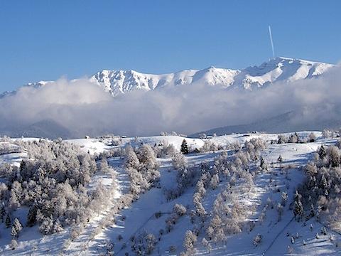 Muntii Bucegi Romania