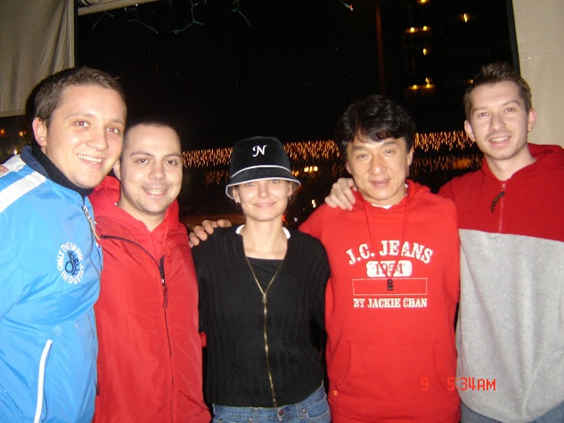 Hi-Q cu Jackie Chan