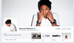 Facebook Pharrell
