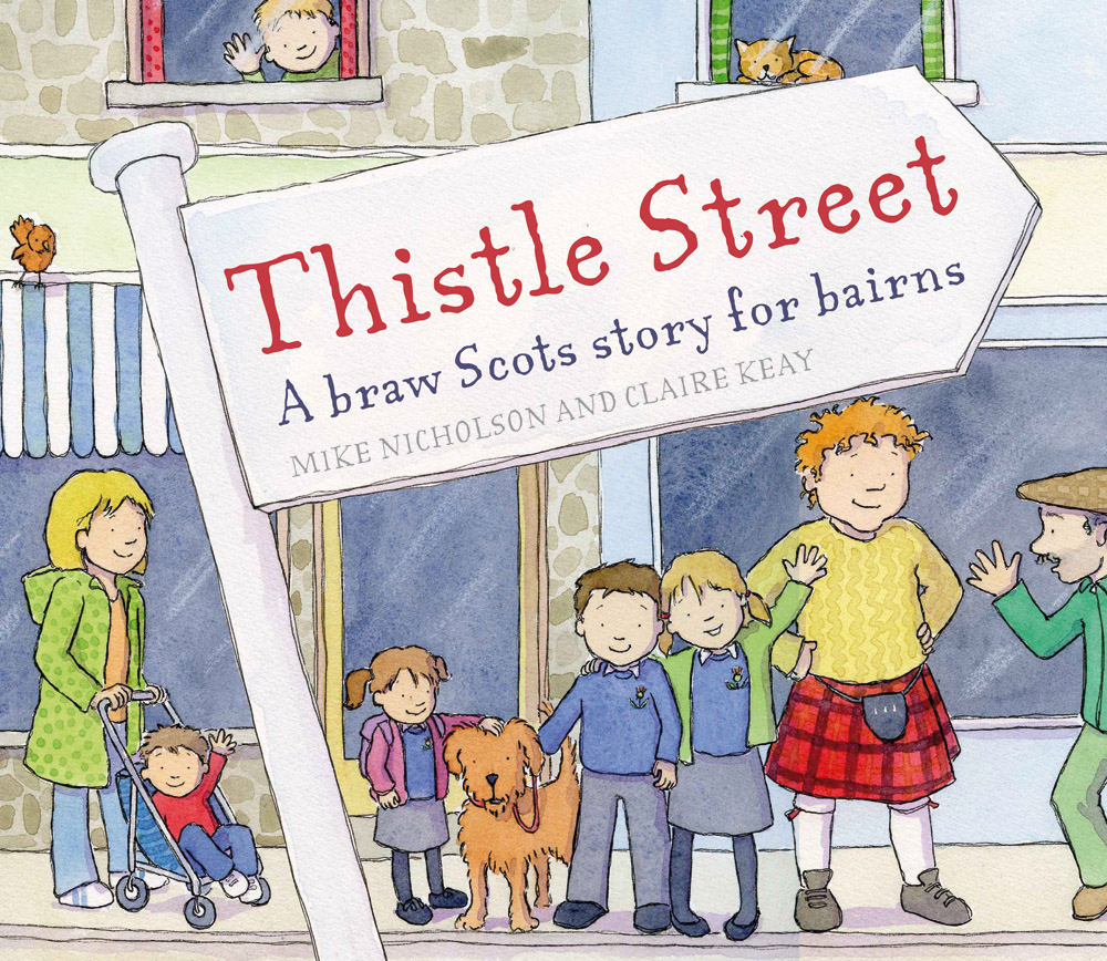 Image result for Thistle Street mike nicholson