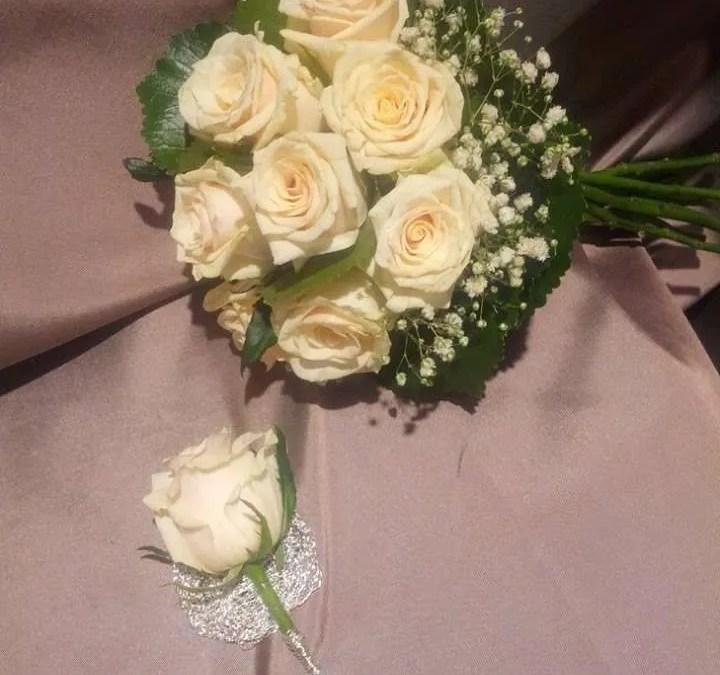 Rosas para una novia