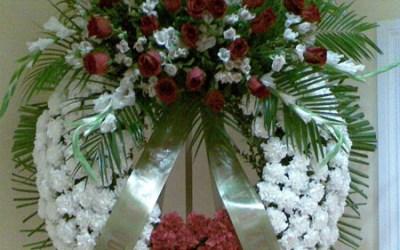 Corona Fúnebre