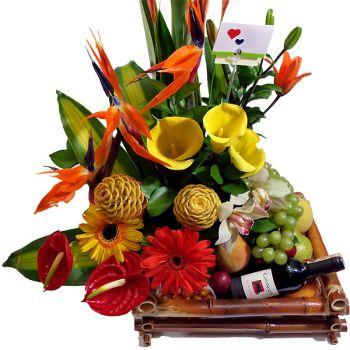 Flores a Domicilio Bogota Colombia JM - Comprar Online - 웹