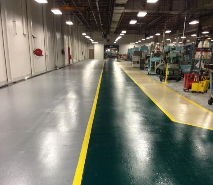Best Commercial Flooring Solutions For High Traffic Areas