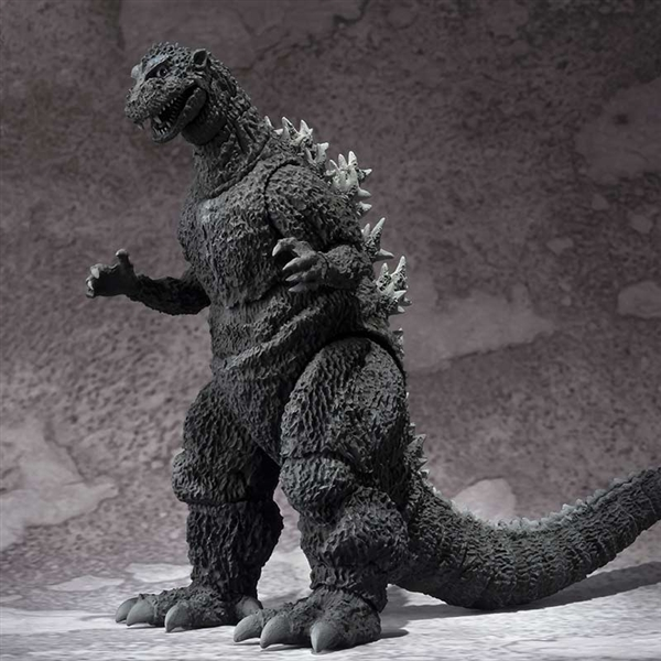 SH MonsterArts Godzilla 1954 Articulated Figure