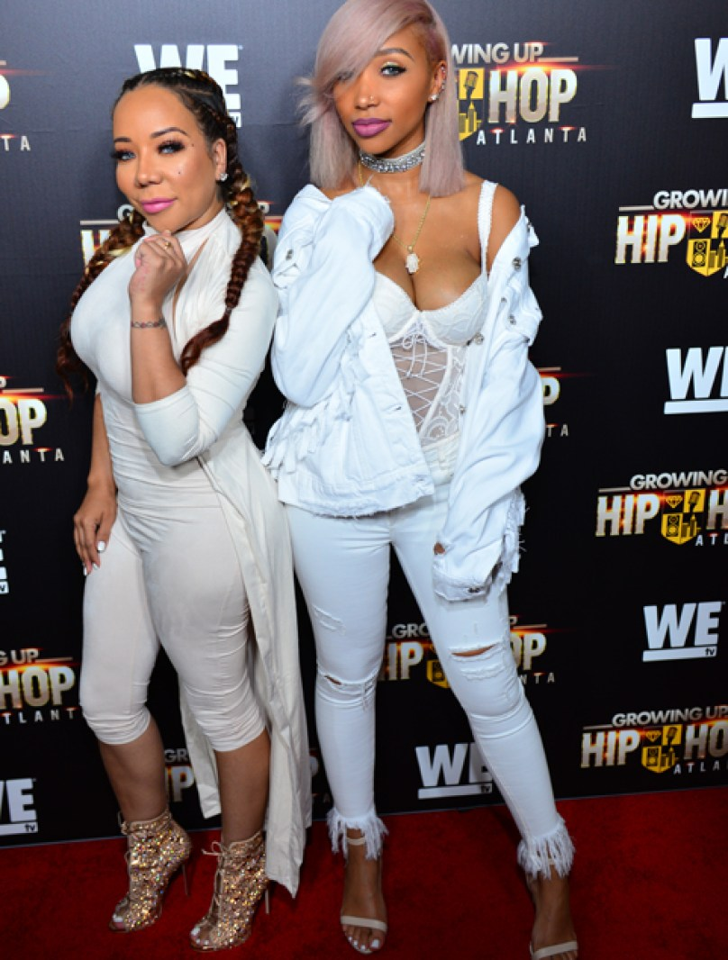 Tiny and Zonnique (1)