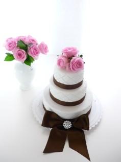 Bryllupskage, flotte festkager
