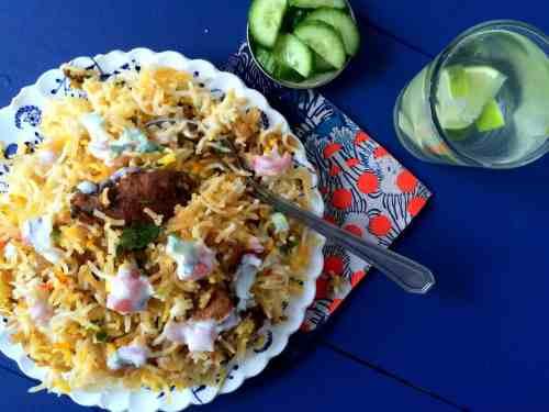 pakistani punjabi biryani 3
