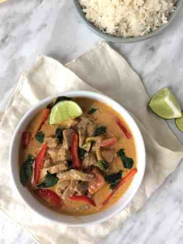 thai red curry mae ploy