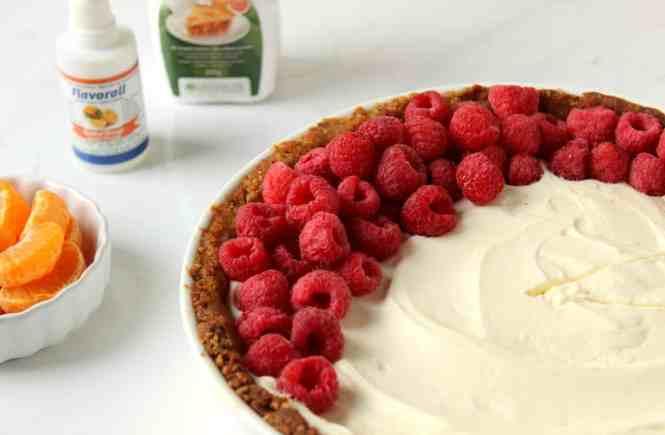 Stevia Cheesecake