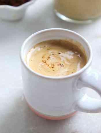 Phitti Hui Coffee - a Creamy Instant Coffee Latte