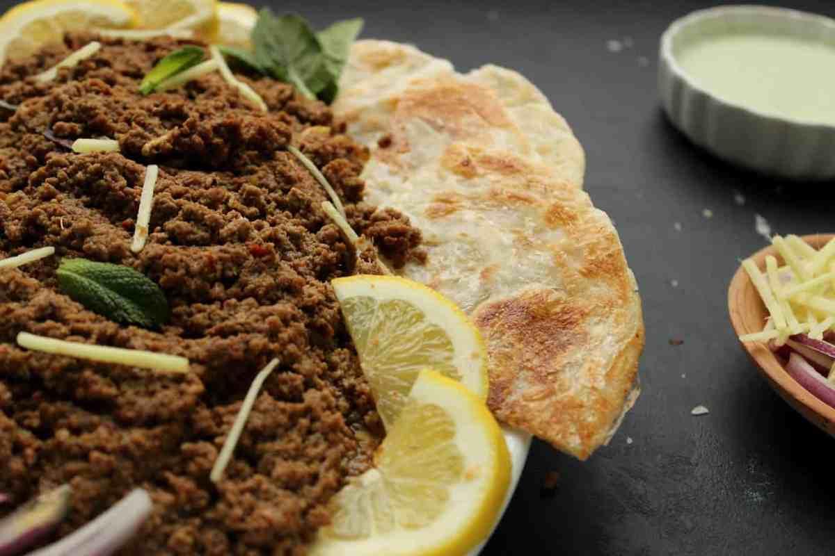 Dum ka Keema - Spicy Smoked Ground Beef