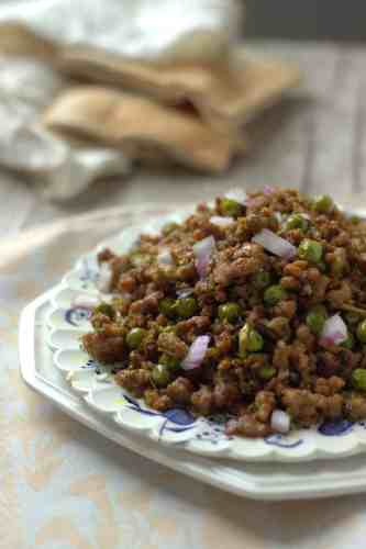Pakistani Chicken Keema