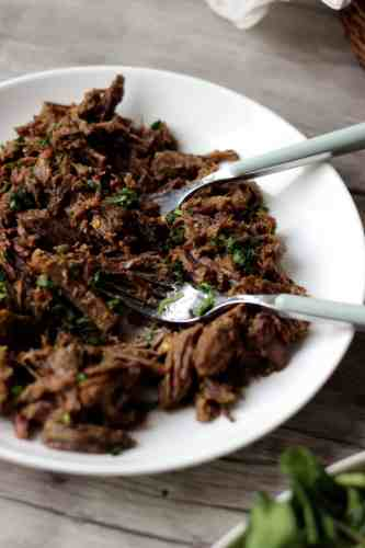 Instant Pot Pulled Beef
