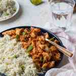 Easy Chicken Jalfrezi Recipe With Video Pakistani Flour Spice