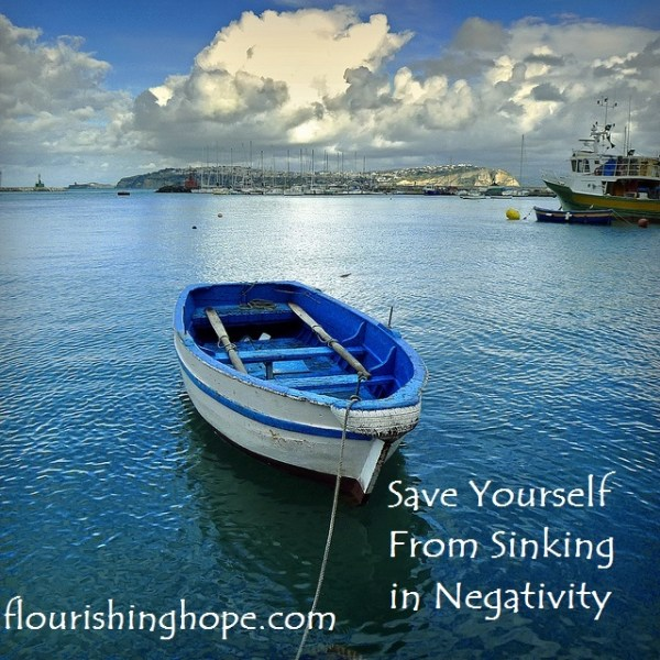 Savings Yourself from Negativity