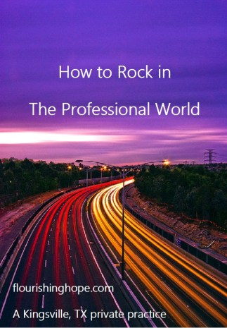 Rock in the Professional