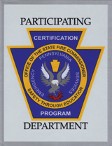 PA State Certification Program