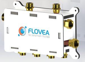 Kit Plomberie Sanitaire Préfabriquée - BOX ECS - Flovea