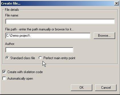 java create new file