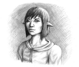Sketch of Rava.