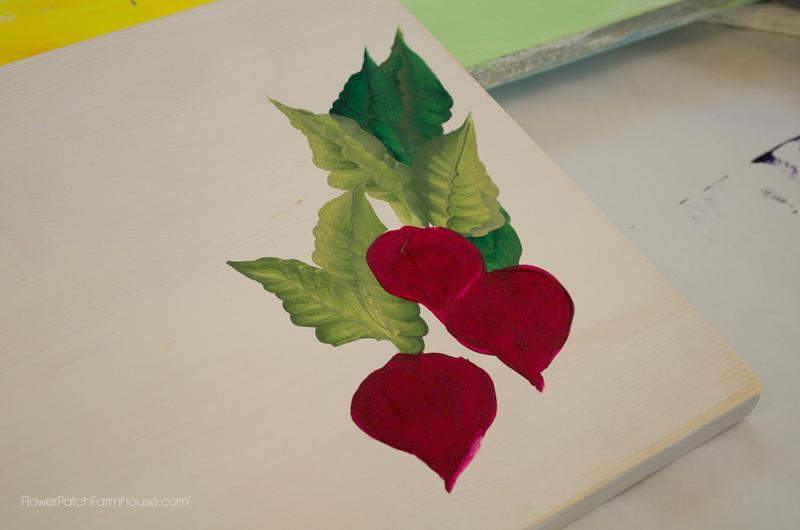 Radish & Carrot Painting, FlowerPatchFarmhouse.com (25 of 36)