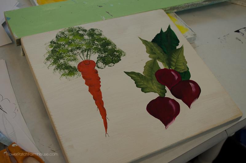 Radish & Carrot Painting, FlowerPatchFarmhouse.com (32 of 36)