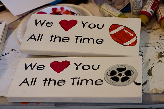 We Heart You All the Time, FlowerPatchFarmhouse.com