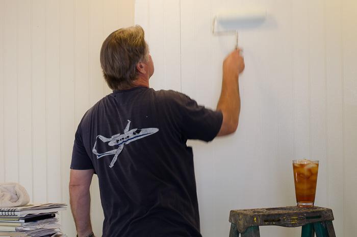 painting the studio (1 of 1)
