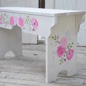 DIY Sweetheart Bench, FlowerPatchFarmhouse.com (3 of 13)