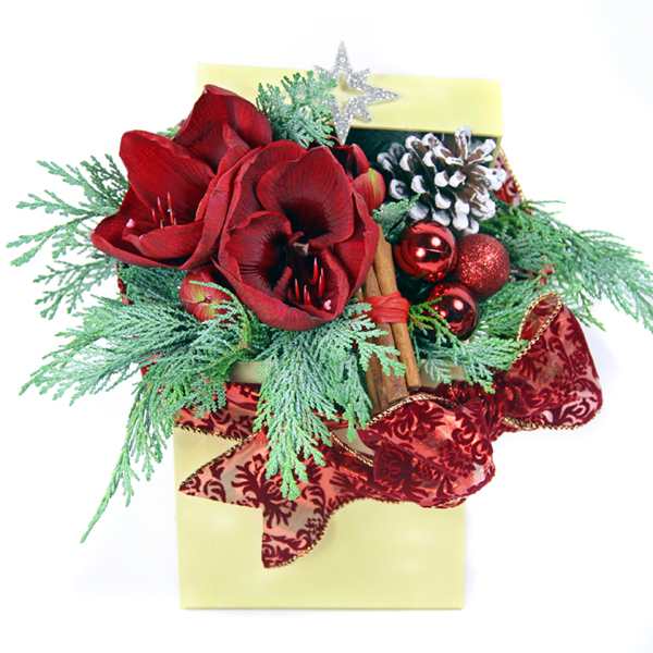 Christmas Flower Arrangements Ideas From Flowers 24 Hours