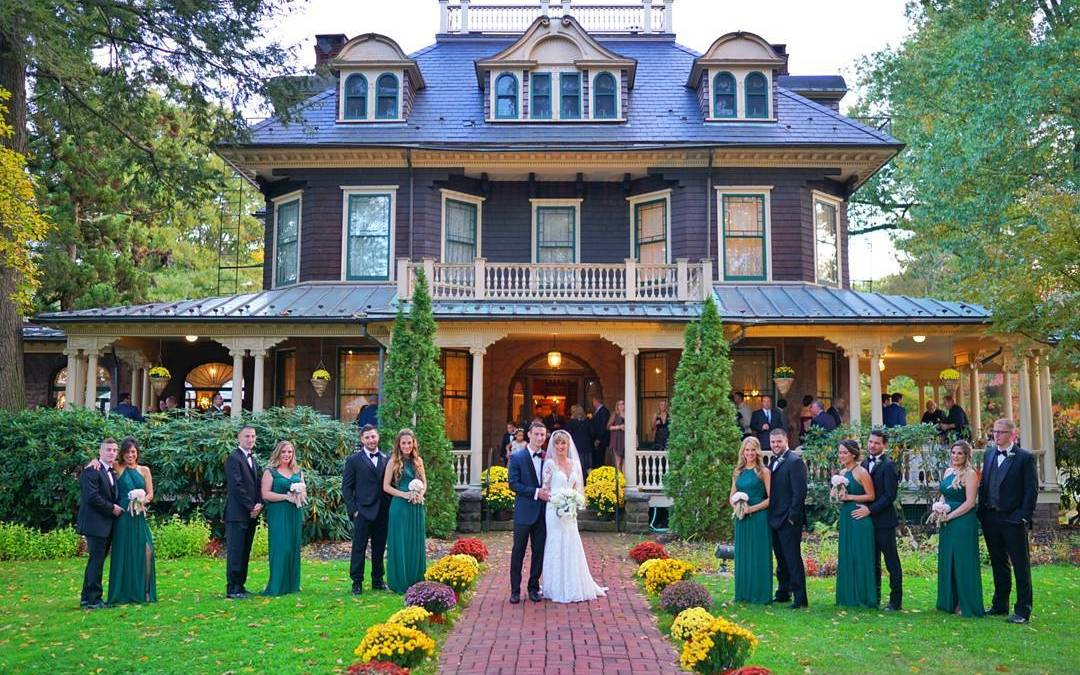 Super cute couple enjoy! from this weekend at The Oakeside Mansion Frungillo Caterers