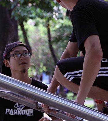 初階跑酷 Beginner Parkour – 10歲+